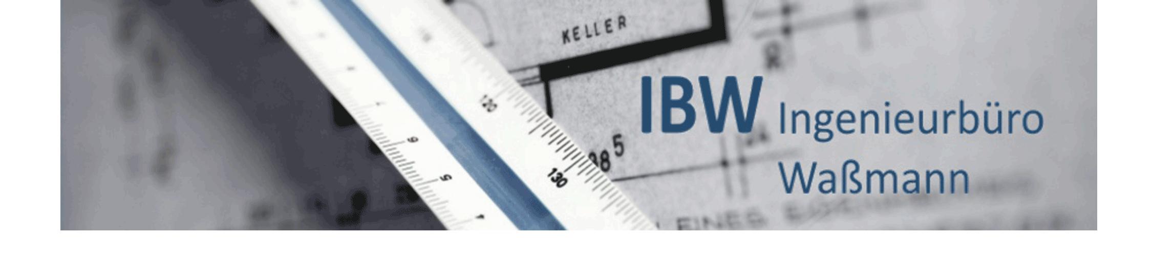 logo IBW Ingenieurbüro Waßmann